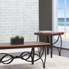 Damien 3-Piece Coffee Table and End Tables Set