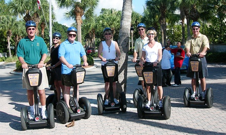 Segway Tour for One, Two, or Four from Naples Segway Tours (Up to 41% Off)