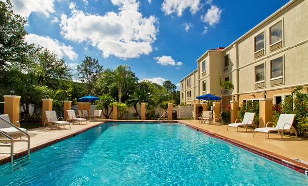 Best Western Plus Bradenton Hotel & Suites - Bradenton, FL: Stay at Best Western Plus Bradenton Hotel & Suites in Florida, with Dates into October