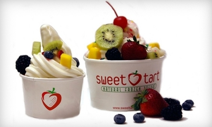 Sweet Tart Frozen Yogurt - Moreno Valley: $6 for $12 Worth of Frozen Yogurt at Sweet Tart Frozen Yogurt