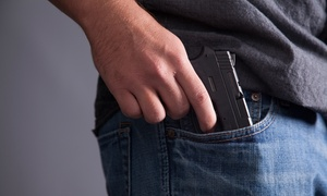 Gun Training School: $22 for a 2-Hour Concealed Carry Class at Gun Training School ($80 Value)