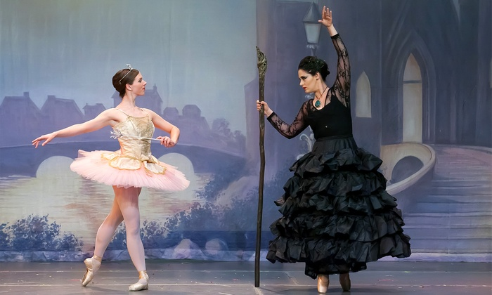 "Sleeping Beauty and Swan Lake - Olmstead Performance Arts: ""Sleeping Beauty"" and ""Swan Lake"" for Two at Olmsted Performing Arts on July 17–19 (Up to 50% Off)"