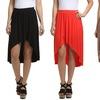 Women's High Low Skirt