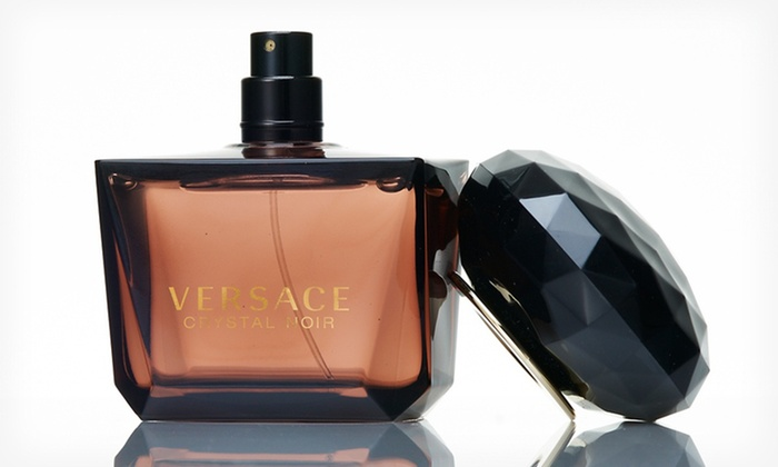 Versace Crystal Noir Women's Fragrance: Versace Crystal Noir Eau de Toilette Spray for Women; 3 Fl. Oz.