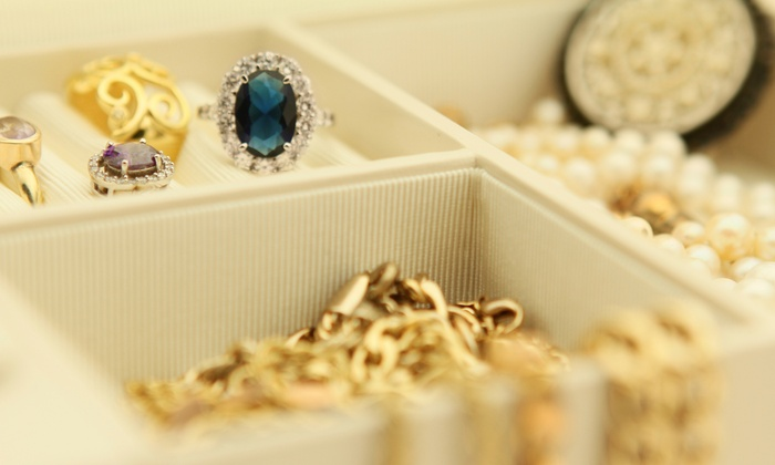 Sapphire Fashion Gallery - Downtown Los Angeles: $17 for $30 Worth of Jewelry — Sapphire fashion gallery