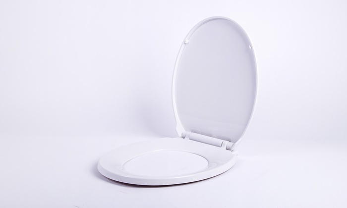 groupon goods global gmbh soft close toilet seat from 799 60 off
