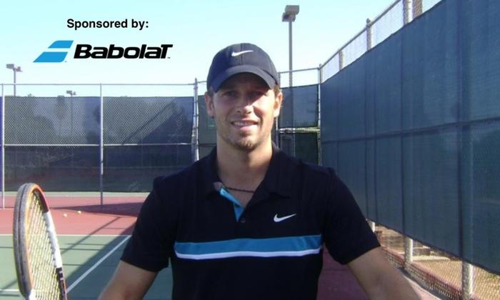 North County Tennis Pros - Rancho Santa Fe: Up to 50% Off Tennis lessons at North County Tennis Pros