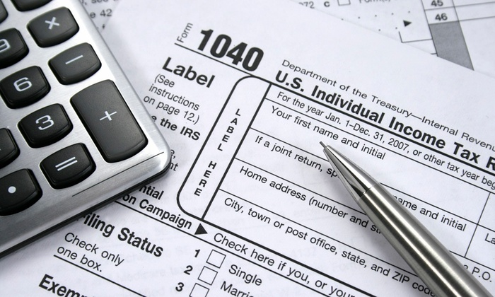 TAXLEAF - Multiple Locations: Individual Tax Prep and E-file at TAXLEAF (55% Off)