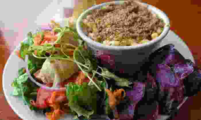 The Dish Bistro - Westmount: Contemporary Comfort Dinner Food for Lunch or Dinner at The Dish Bistro (Half Off)