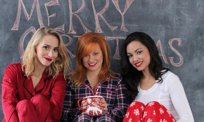 Pjamacam - Downtown Pleasant Ridge: Pajama Family Photo Shoots at Pjamacam (Up to 68% Off). Three Options Available.