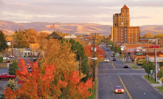 TripAlertz wants you to check out Stay at Marcus Whitman Hotel & Conference Center in Walla Walla, WA, with Dates into April Award-Winning Hotel near Walla Walla Wineries - Award-Winning Walla Walla Hotel