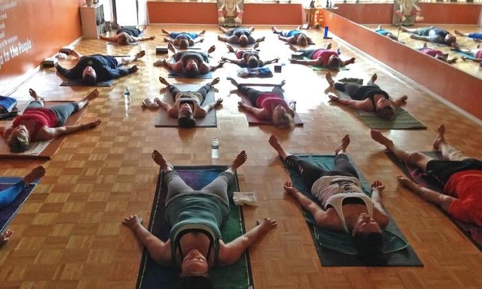 Key Largo Yoga South - Tavernier: 5, 10, or 20 Yoga Classes at Key Largo Yoga South (Up to 51% Off)