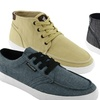 Rocawear Men's High and Low-Top Canvas Fashion Sneakers