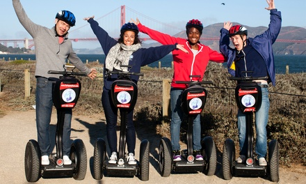 Segway Tours of San Francisco from City Segway Tours (10% Off)