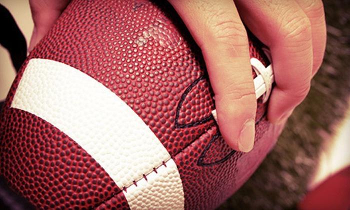 DreamField Sports - Ackerson: $50 Toward Field Rental and Programming