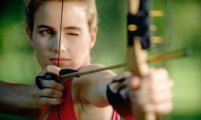 High Five Archery - Oak Park Heights: Archery Outing for Two or Four, Six Private Lessons, or a Party for Up to 10 at High Five Archery (Up to 61% Off)