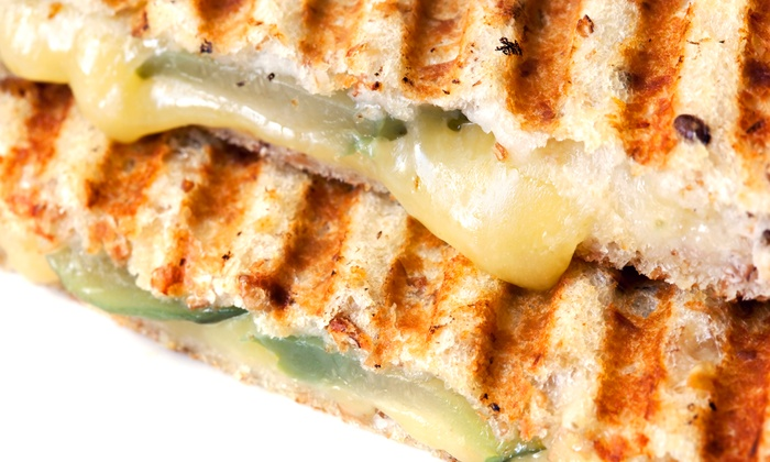 The Hamilton Grilled Cheese Festival - Crown Point West: All-You-Can-Eat Grilled Cheese for 1 or 2 on May 23 or 24 at The Hamilton Grilled Cheese Festival (Up to 64% Off)