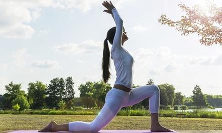 8 o 16 clases de  Yoga desde 24,90 € en Samandi