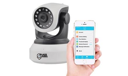 Black Label Cam WiFi Surveillance Camera