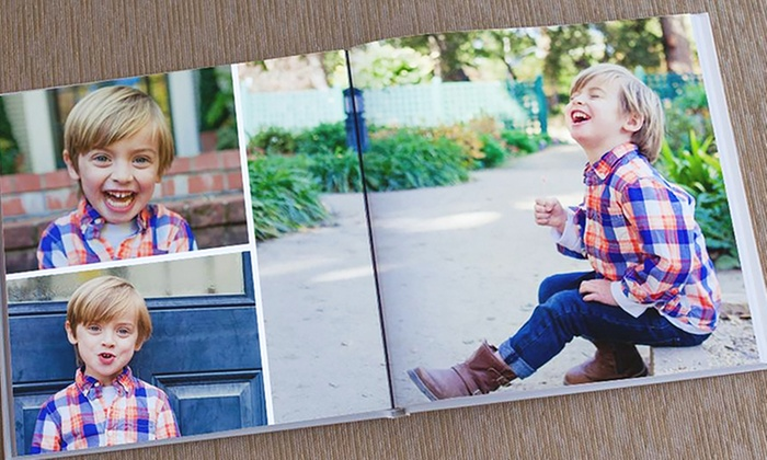 Picaboo: Custom Photo Books from Picaboo (Up to 67% Off). Three Options Available.