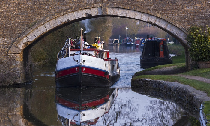 Bridgewater Heritage Boat Company - Worsley village: Bridgewater Boats: Children's Easter Craft Cruise from £5 (Up to 55% Off)