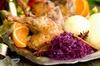 Cafe Weinberg - Dresden: Winterliches 3-Gänge-Menü für Zwei oder Vier mit Entenkeule oder Welsfilet im Café Weinberg ab 26,90 €