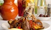 La Tasca Tapas Restaurant - Central Business District: $25 for $40 or $45 for $80 Worth of Tapas and Drinks at La Tasca Tapas Restaurant