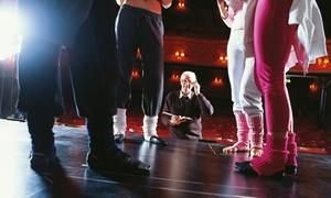 open acting academy: 6 Wochen Schauspielkurs für 1 oder 2 Personen in der open acting academy (bis zu 75% sparen*)
