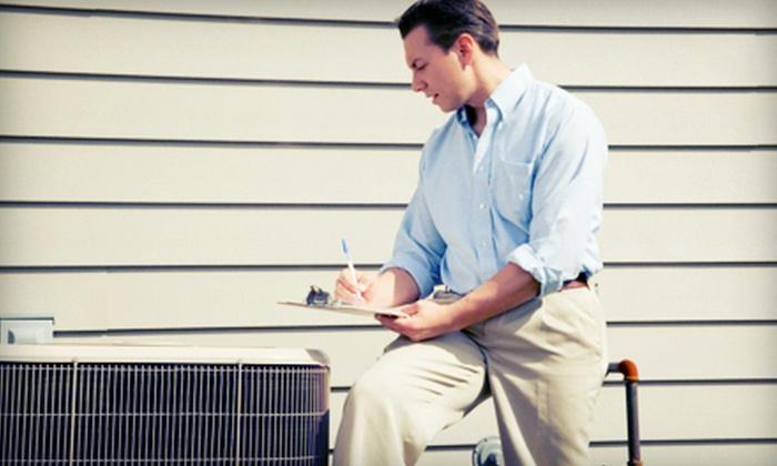AC Express - Cedar Park: $29 for an HVAC Tune-Up from AC Express ($139 Value)