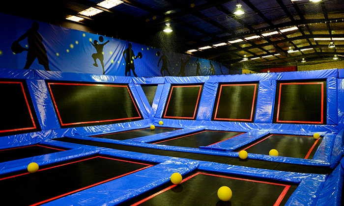 Pit Trampolines FX Zone Also Caters For Kids Parties Team Building Activities And Corporate Events A Licensed Bar Fitness Classes Private Golf