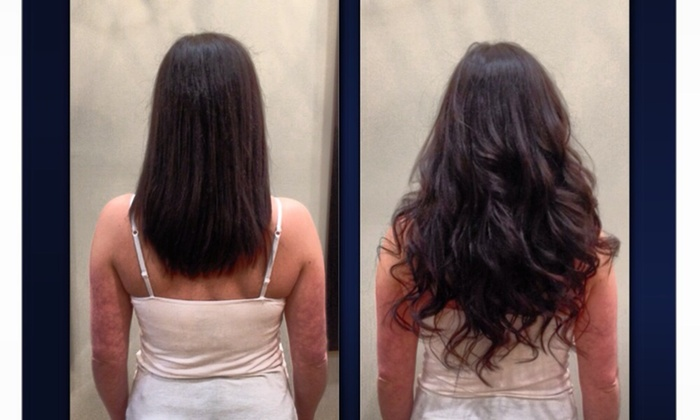 Taylored Tuff at Creations Salon - Modesto: $100 for $250 Worth of Tape-In Extension Installation — Taylored Tuff