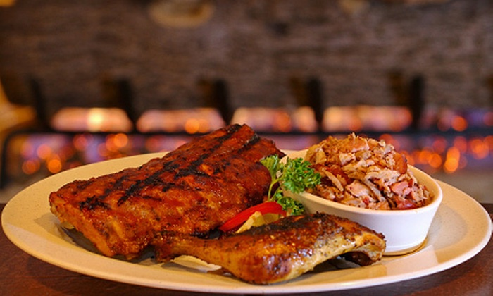 High Steaks BBQ - West Little Havana: $20 for $40 Worth of Barbecue and Southern Cuisine at High Steaks BBQ