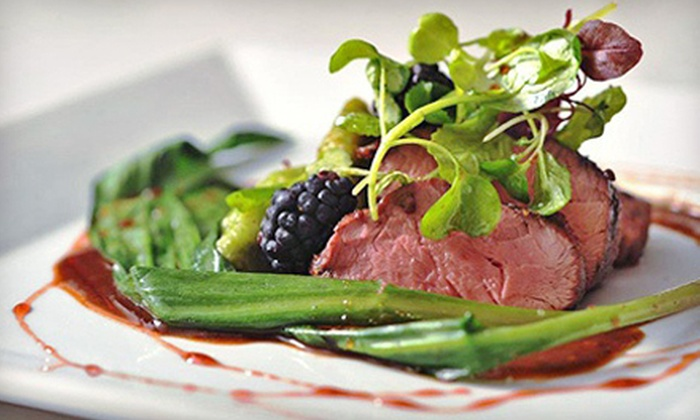 Eleven South Bistro - Jacksonville Beach: Upscale Bistro Cuisine and Drinks at Eleven South Bistro (Up to 52% Off). Three Options Available.