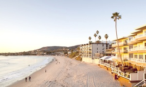 Oceanfront Boutique Hotel in Laguna Beach at Pacific Edge Hotel, plus 6.0% Cash Back from Ebates.
