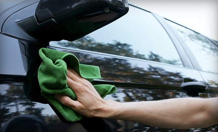Full-Service Platinum Car Wash with Optional Express Detail at Platinum Car Wash and Detail (Up to 47% Off)