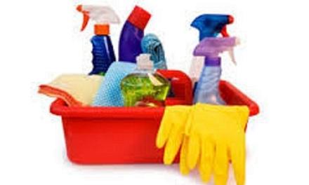 Three Hours of Cleaning Services from Velure Cleaning Service (45% Off)