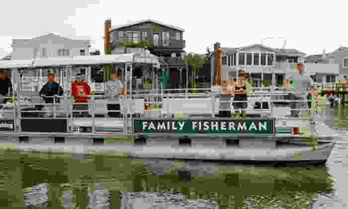 Family Fisherman - Sea Isle City: 40-Minute Halloween Cruise for Two or Four at Family Fisherman (Up to 51% Off)