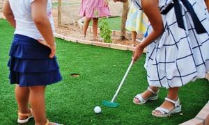 City Golf: Ingresso al percorso minigolf