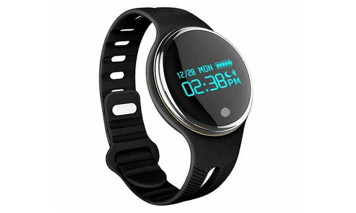 Smartwatch E07 mit OLED-Display | Groupon Goods