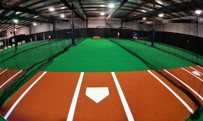 Proformance Sports Academy - Proformance Sports Academy: One 30- or 60-Min Batting-Cage Session for Up to 4 People at Proformance Sports Academy - Kanis (Up to 51% Off)