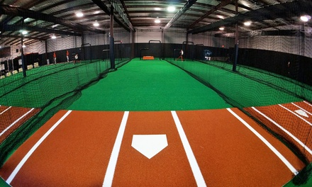One 30- or 60-Min Batting-Cage Session for Up to 4 People at Proformance Sports Academy - Kanis (Up to 51% Off)