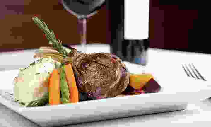 Villagio Italian Kitchen - North Decatur: Three-Course Meal with Wine Pairings for Two or Four at Villagio Italian Kitchen (51% Off)