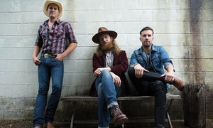 Jon Pardi and Brothers Osborne: Jon Pardi and Brothers Osborne on October 15, at 7 p.m.