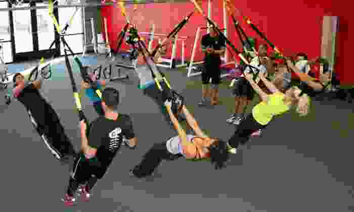 Tony Cress Personal Training - Paradise: 5 or 10 TRX Suspension-Training Sessions at Tony Cress Personal Training (Up to 68% Off)