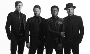 Vintage Trouble : Vintage Trouble on October 14 at 8:30 p.m.