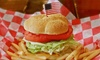 Beefcake Burgers - Greenwood - Greenwood Park Mall Foodcourt: $18 for Three Groupons, Each Good for $10 Worth of Burgers and Shakes at Beefcake Burgers ($30 Value)