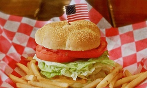 Beefcake Burgers - Greenwood: $18 for Three Groupons, Each Good for $10 Worth of Burgers and Shakes at Beefcake Burgers ($30 Value)