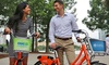 Juice Bike Share - Orlando: $7.50 for a 30-Day Juice Bike Share Monthly Pass ($15 Value)
