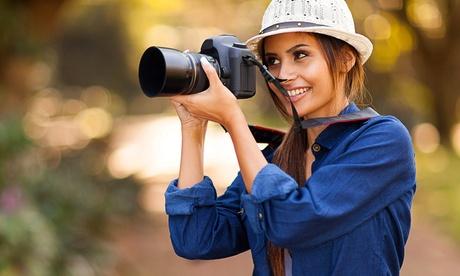 3 Stunden Fotokurs mit Rundgang oder Online Einführung Photoshop mit der Europäischen Fotoakademie