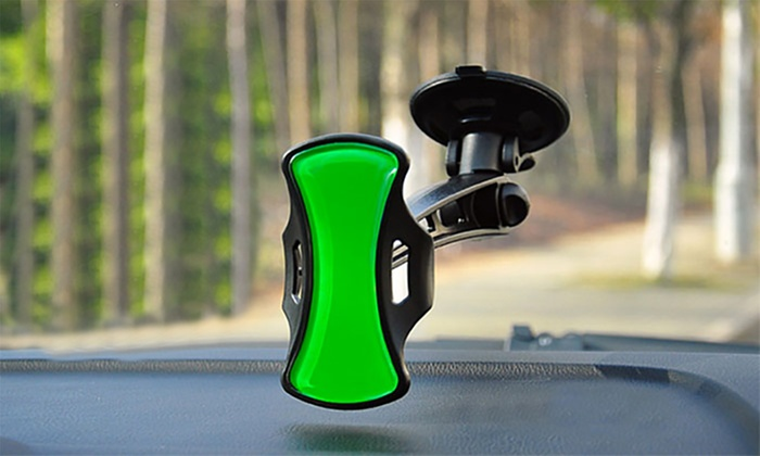 Groupon Goods Global GmbH: 1 ou 2 supports de voiture universels pour smartphones ou GPS